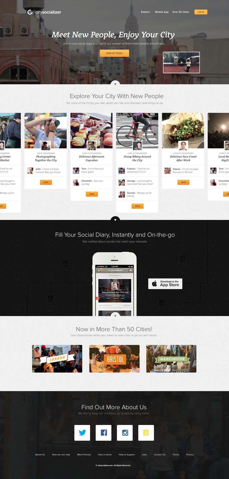 Dribbble - newhomepage.png by Maxime De Greve ✈