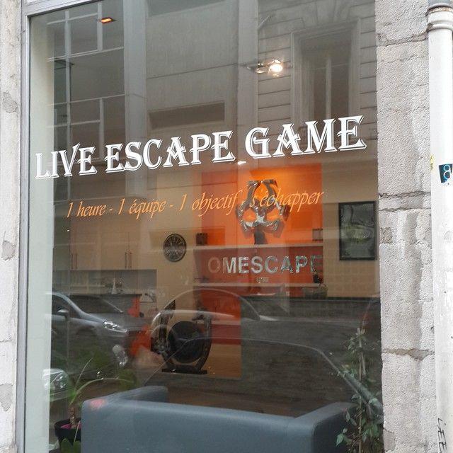Omescape Live Escape Game Lyon - Lyon 2ème - Office du Tourisme de Lyon