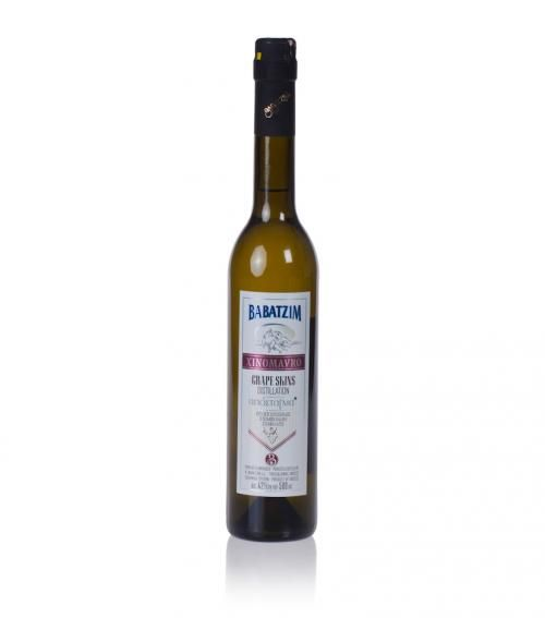 """Babatzim"" distillate of Xinomavro grape 500ml available at just 24.00€"