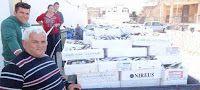 Πιερία: Ο μουσουλμάνος καπετάνιος που μοίρασε χίλια κιλά ψ...