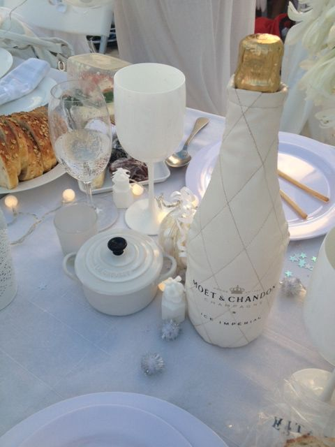 Our Beautiful Table Decoration Containing A Lovely Le