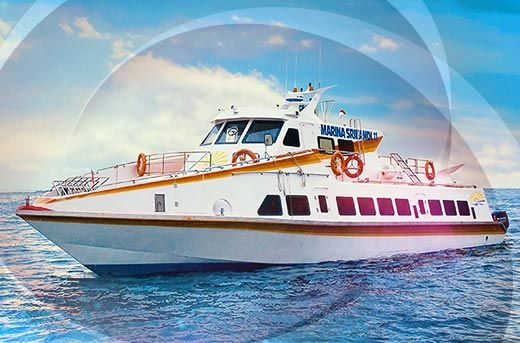 Bali - Gili Trawangan Round Trip Fast Boat Service for Rp690.000 instead of Rp1.200.000 - Exclusively and only at www.MetroDeal.co.id