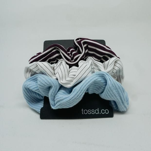 """Staple"" Scrunchie Set"