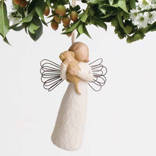 Willow Tree Angel of Friendship Ornament by Susan Lordi 26043