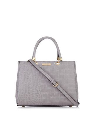 Darla grey structured tote bag Sale - Carvela Kurt Geiger Sale