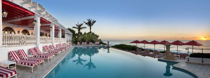 The #OysterBox Hotel, Umhlanga #SouthAfrica