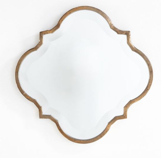 Arabesque Mirror - Wisteria
