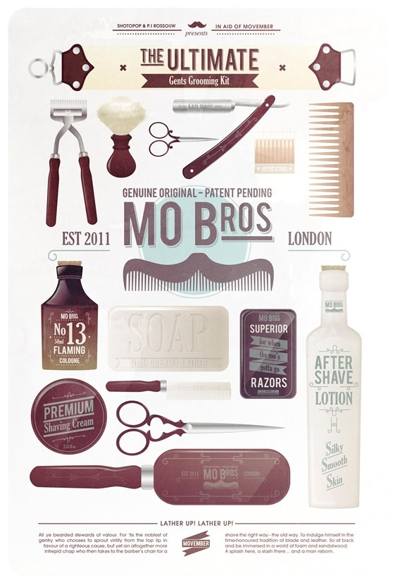Ultimate Grooming Kit!