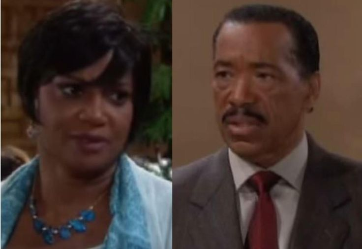 Anna Maria Horsford and Obba Babatundé Return to The Bold and the Beautiful.