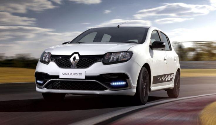 Conoce la velocidad maxima del nuevo Renault Sandero RS