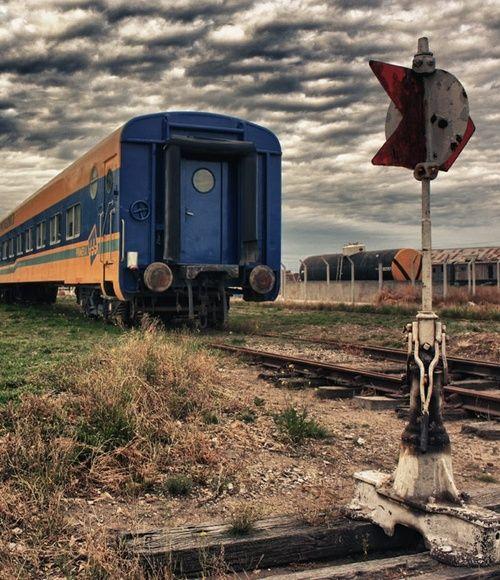 Train Station (Estación de tren) | Viedma | Río Negro | Argentina - Carlo Rocuant