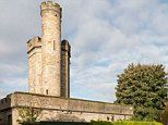 Gothic 'castle' with a 50ft tower for sale for 220000