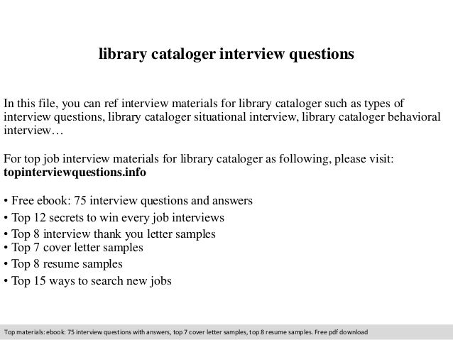 25+ unieke ideeën over Customer service interview questions op - librarian resume cover letter