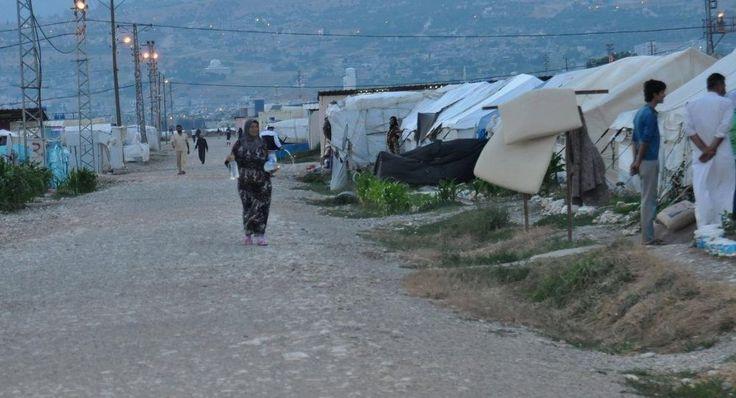 Mardinde Çadır Kentte Yangın: 3 Çocuk Can Verdi