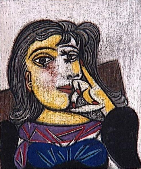 Picasso, Pablo - Dora Maar