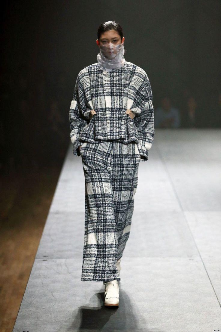 Mintdesigns Tokyo Fall 2015 Fashion Show