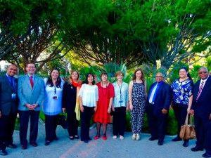Miembros de la Universidad Austral participaron en la Reunión Internacional de Socios GLOBE   Universidad Austral