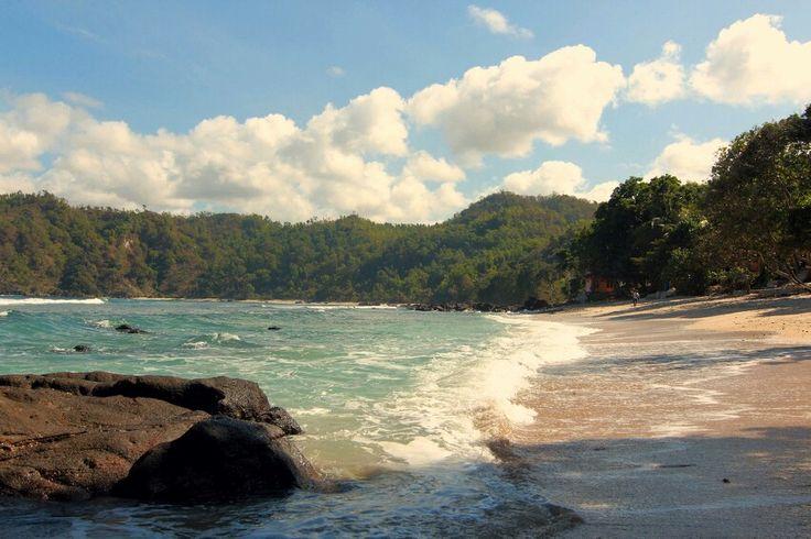 Wediombo Beach, Gunungkidul, Jogja