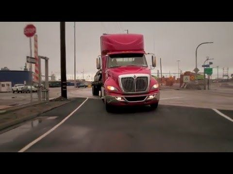 Unique Semi Trailer Ideas On Pinterest Flatbed Trailer Used - Samsung safety truck shows the road ahead so cars can safely pass