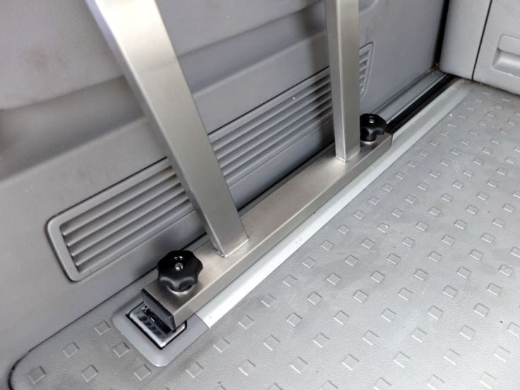 Multiflexboard Consolas+Bisagra,acero inox.,VW T5 Multivan Extensión de cama