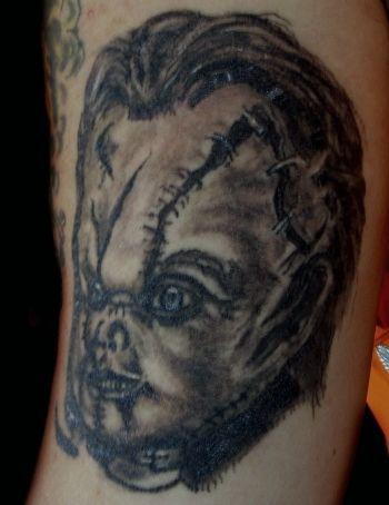 Fotos Tatuagem Macabra | Fotos de Tatuagens