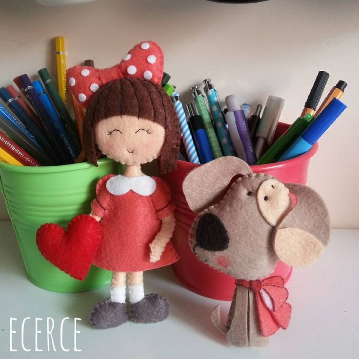 21 best keçe images on Pinterest   Feltro, Craft and Cushions