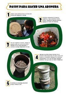 Cómo armar una abonera en 5 pasos | INTA :: Instituto Nacional de Tecnología Agropecuaria