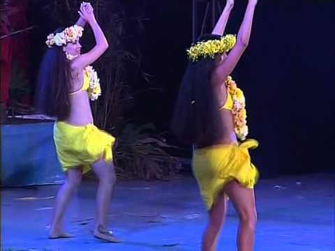 how to tie pareo for tahitian dance