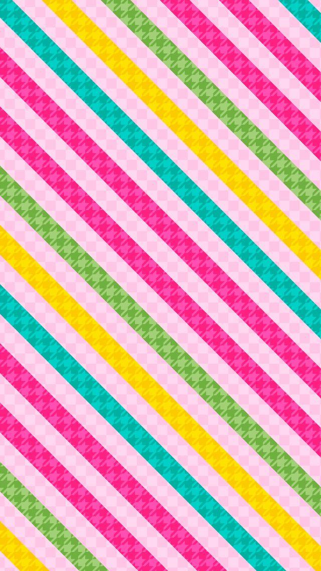 rayas de colores