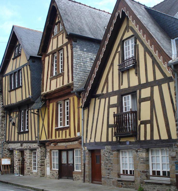 Découvrir le patrimoine fougerais   Ville de Fougères
