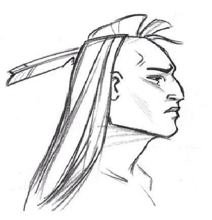KOCOUM!!! I love him so much. Um yeah, Pocahontas concept art.