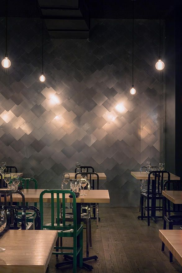 O Chevreuil Restaurant Par Taktik Design