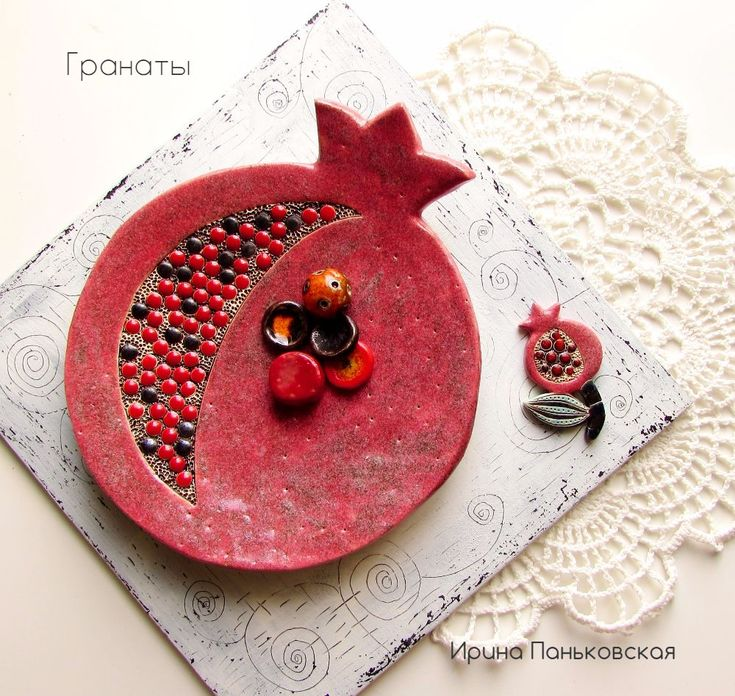 Ирина Паньковская керамика