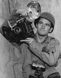 World War II Photographer Harold Warren King.