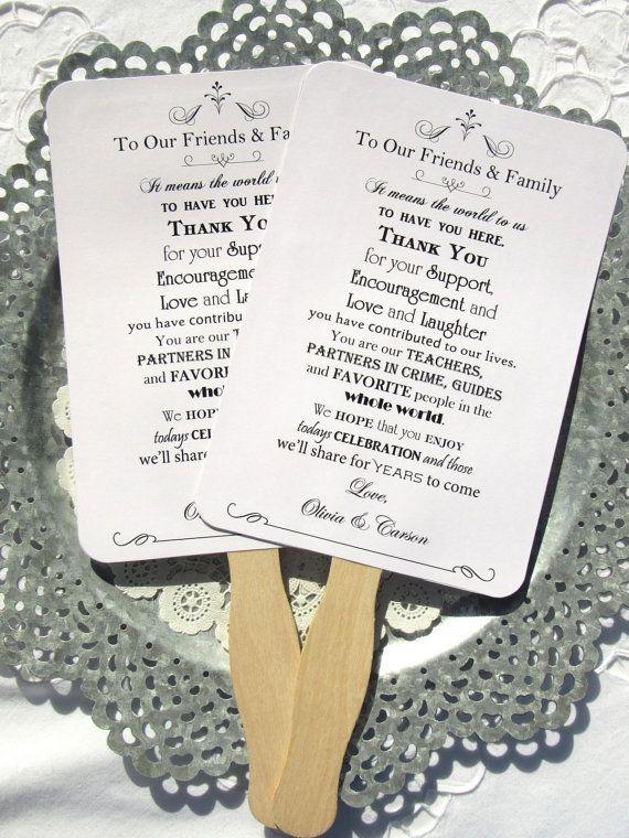The 25 Best Wedding Hand Fans Ideas On Pinterest