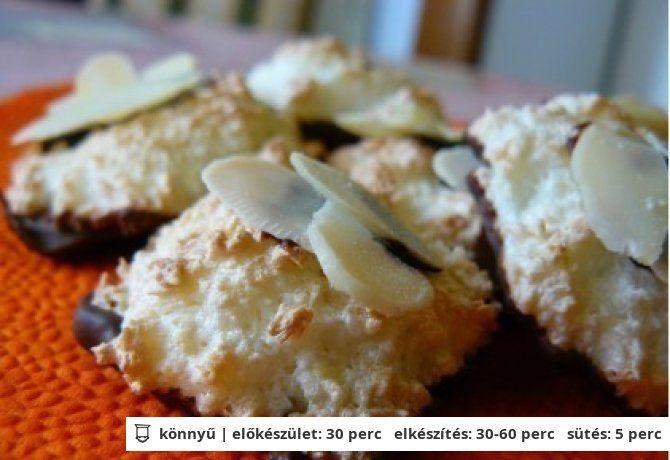 Csokis kókuszcsók 2. | NOSALTY – receptek képekkel