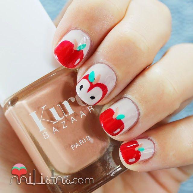 Nailistas: Nail Art De Frutas