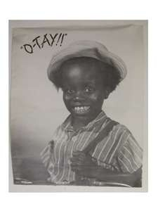BUCKWHEAT from the Little Rascals <3