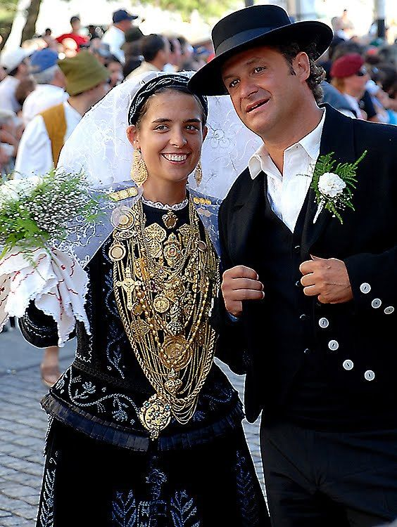 Portuguese Traditional Costumes