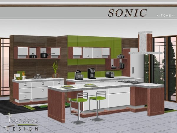 Kitchen Island Familly Room Ideas