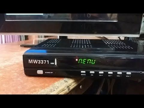 HOW TO UPGRADE NEOSAT MW 3371 HD RECEIVER POWERVU KEY NEW SOFTWARE