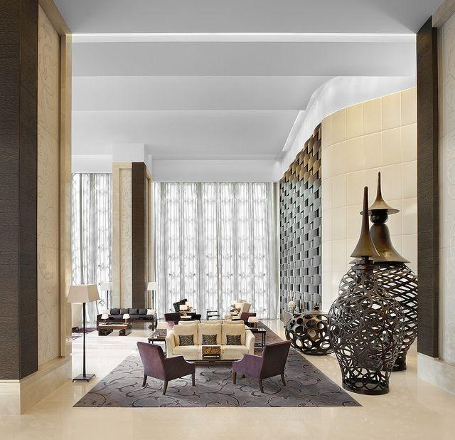 The St. Regis Bangkok—Lounge by St. Regis Hotels and Resorts, via Flickr