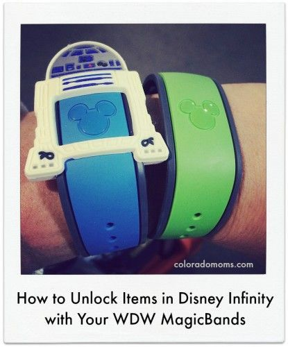 Tips on how to unlock secret items in Disney Infinity by using your Magic Bands