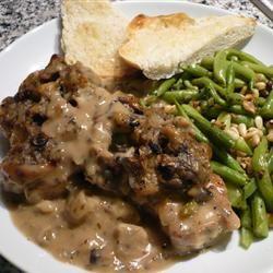 tastycookery | Stuffed Pork Chops I