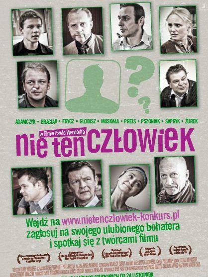 Nie ten człowiek (2010) Oryginalny PL online - VOD