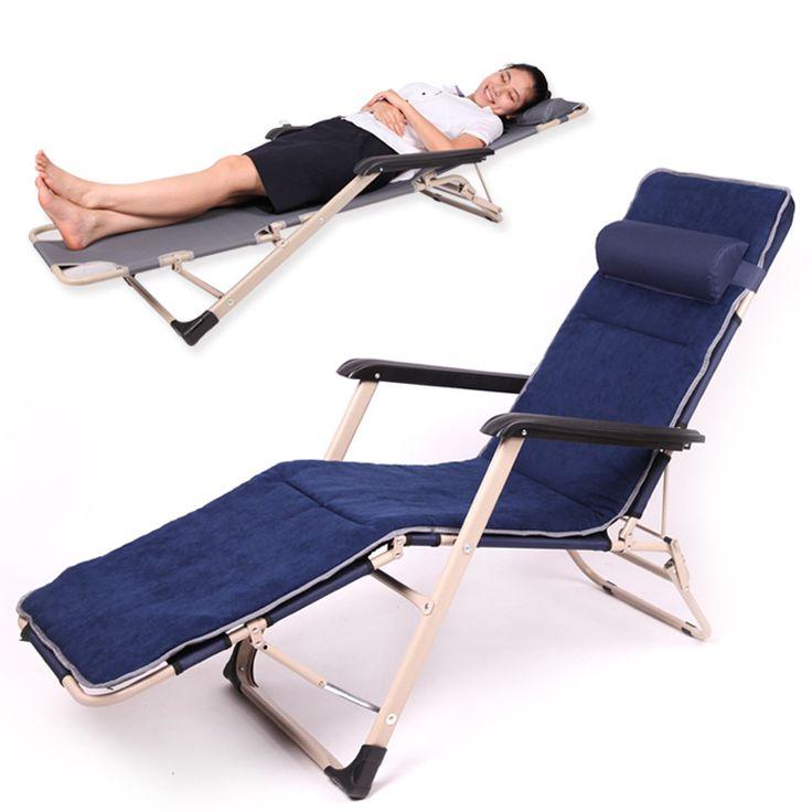 Cheap Bed Stoppers, Buy Quality Bed Chair Directly From China Chair Sash  Suppliers: Super Soft Afternoon Rest Sun Lounger Portable Folding Office  Noon Break ...