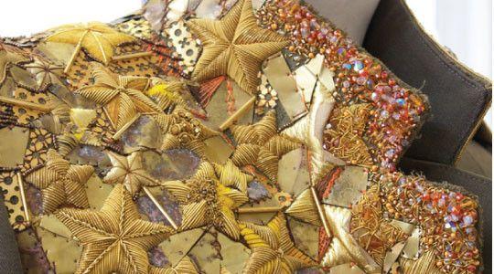 Master surface embellishment online textile design course