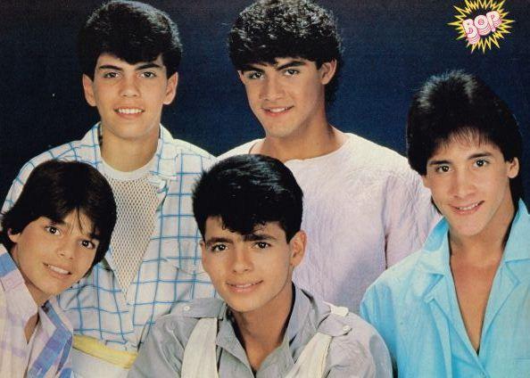   Acevedo, 1985 Favoritos Menudo