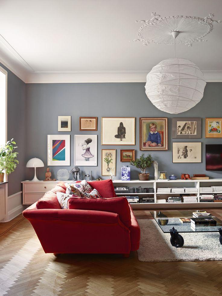 Die 12 besten Bilder zu by Interior Stylist Sasa auf Pinterest - wohnzimmer blau grau
