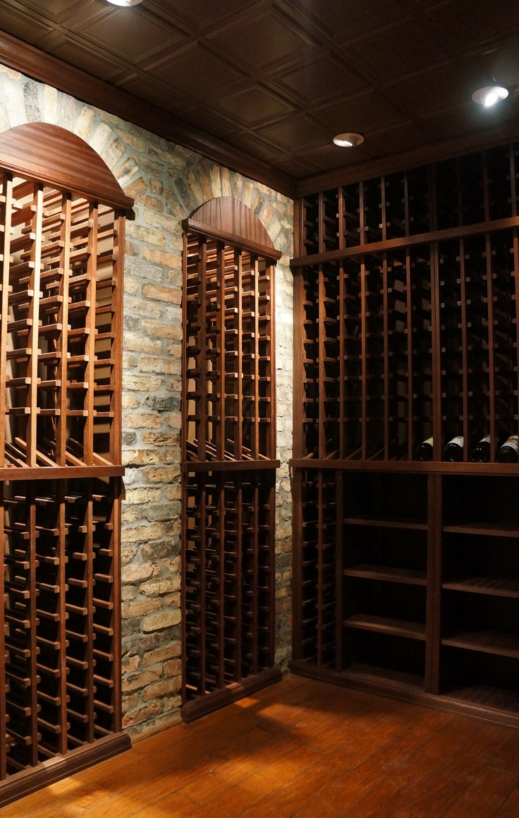 83 best finished wine cellar images on pinterest | wine cellars